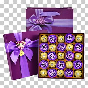 Gift Petal Valentine's Day PNG