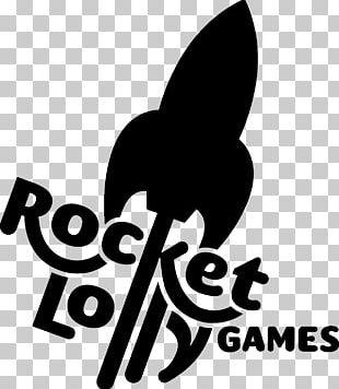 Rocket Lolly Games LTD Logo Video Game Development PNG