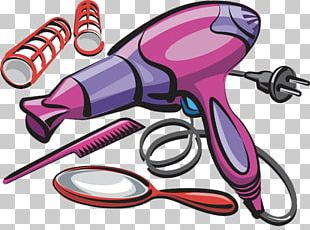 Hairdresser Hair Clipper Barber Hairstyle PNG