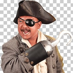 Dave Burgess Piracy Captain Hook Eyepatch PNG