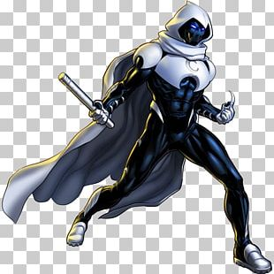 Marvel: Avengers Alliance Daredevil Jane Foster Moon Knight Marvel Comics PNG