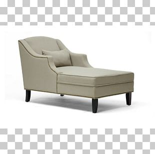 Chaise Longue Chair Couch Living Room Swan PNG
