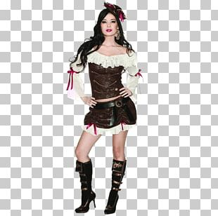 Halloween Costume Clothing Piracy Woman PNG