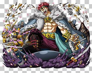 One Piece Treasure Cruise Monkey D. Luffy Trafalgar D. Water Law Eustass Kid PNG