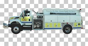 Fire Engine Motor Vehicle Truck Bed Part PNG