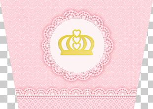 Princess Crown Birthday Party PNG