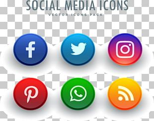 Social Media Blog Facebook Icon PNG