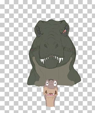 The Sharptooth The Land Before Time Daddy Topps PNG, Clipart