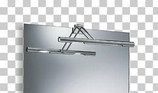 Light Fixture Steel Lamp Chromium PNG