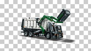 Mack Trucks Lego Technic Toy PNG