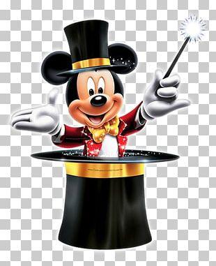 Mickey Mouse Minnie Mouse The Walt Disney Company Disney Live Magic Kingdom PNG