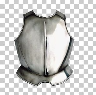 Middle Ages Breastplate Plate Armour Cuirass PNG