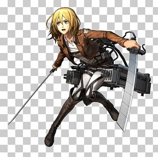 Attack On Titan 2 A.O.T.: Wings Of Freedom Armin Arlert PlayStation 4 PNG