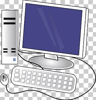 Computer Keyboard Desktop Computers Personal Computer PNG
