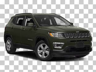 2018 Jeep Compass Latitude Sport Utility Vehicle Car Dodge PNG