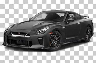 2018 Nissan GT-R Premium Sports Car 2018 Nissan GT-R Pure PNG