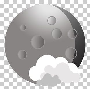 Sphere Circle Black And White PNG