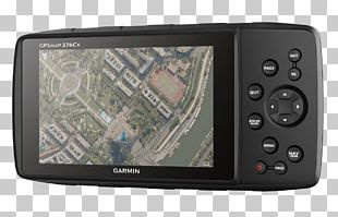 GPS Navigation Systems Garmin Ltd. Garmin GPSMAP 276Cx Global Positioning System PNG