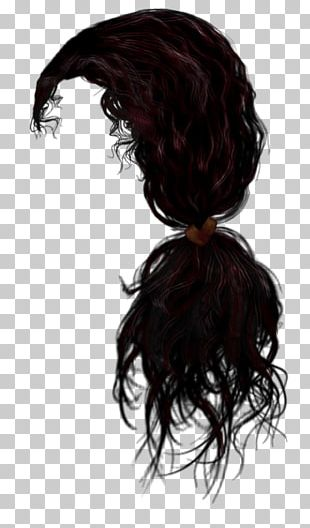 Hair Transplantation Wig Long Hair PNG
