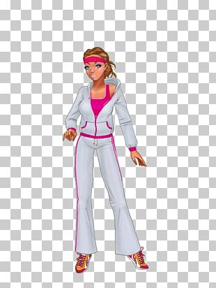 Lady Popular Costume Character Barbie Fiction PNG