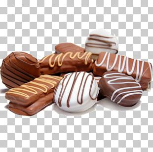 Biscuits Chocolate Truffle Cordial Praline PNG
