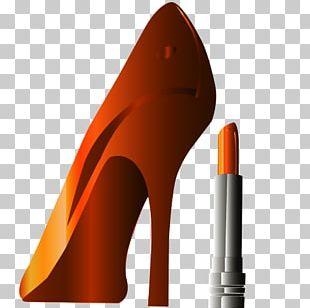 High-heeled Footwear Absatz Drawing Shoe PNG
