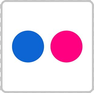 Social Media Flickr Computer Icons Social Networking Service Blog PNG