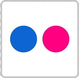 Social Media Flickr Computer Icons Social Networking Service Blog PNG