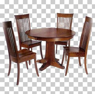 Table Furniture Dining Room Chair Matbord PNG