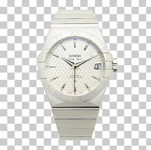 Omega SA Automatic Watch Omega Constellation Strap PNG