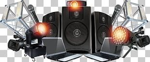 Stage Lighting Sound Stage Lighting Computer Speakers PNG
