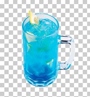 Juice Blue Hawaii Soft Drink Orange Drink Non-alcoholic Drink PNG