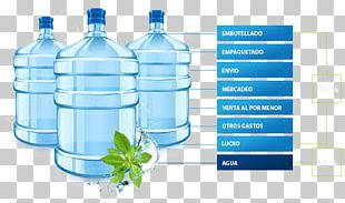 Plastic Bottle Bottled Water Mineral Water Service PNG