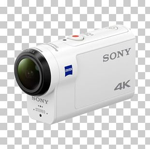 Sony Action Cam FDR-X3000 Action Camera Video Cameras Exmor PNG