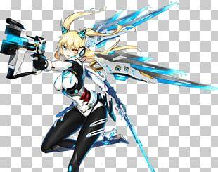 Closers Cybernetics Yuri Art Anime PNG