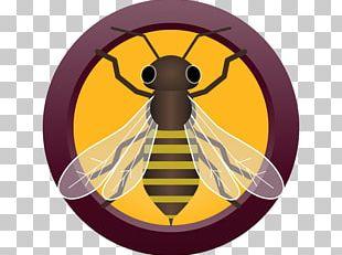 Honey Bee Mead Beer Brown Ale PNG