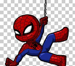 Spider-Man In Television Cartoon Drawing Anya Corazon PNG
