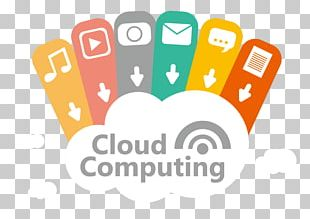 Cloud Computing Computer Network Icon PNG