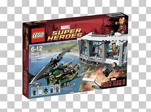 Lego Marvel Super Heroes Iron Man Mandarin Loki Extremis PNG