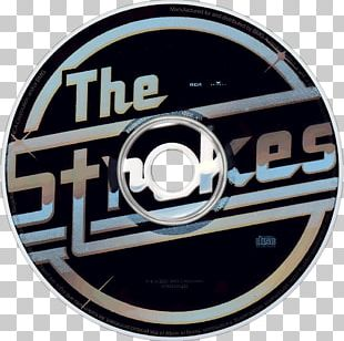 Is This It The Strokes Album Compact Disc Angles PNG