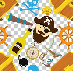 Piracy Symbol Visual Design Elements And Principles Icon PNG