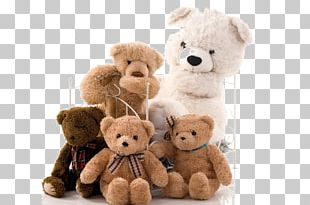 Teddy Bear Stuffed Toy Stock.xchng PNG