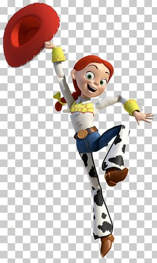 Jessie Toy Story 2: Buzz Lightyear To The Rescue Sheriff Woody PNG