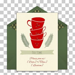 Christmas Tea Parties Party Wedding Invitation Christmas Day PNG