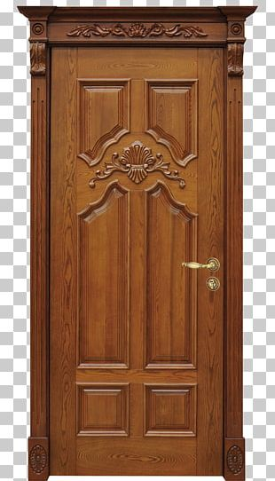 Door Hardwood Window Wood Stain PNG