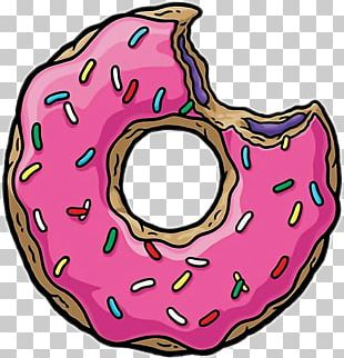 The Simpsons: Tapped Out Homer Simpson Donuts Coffee And Doughnuts Bakery PNG
