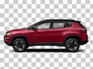 2018 Jeep Compass Trailhawk Chrysler Sport Utility Vehicle Car PNG
