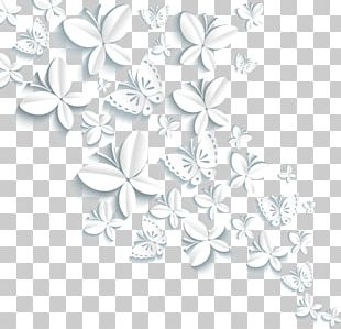 Butterfly Paper PNG