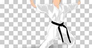 Karate Martial Arts Kickboxing Dobok Taekwondo PNG