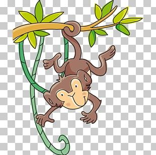 Monkey Sticker The Jungle Book Drawing Child PNG